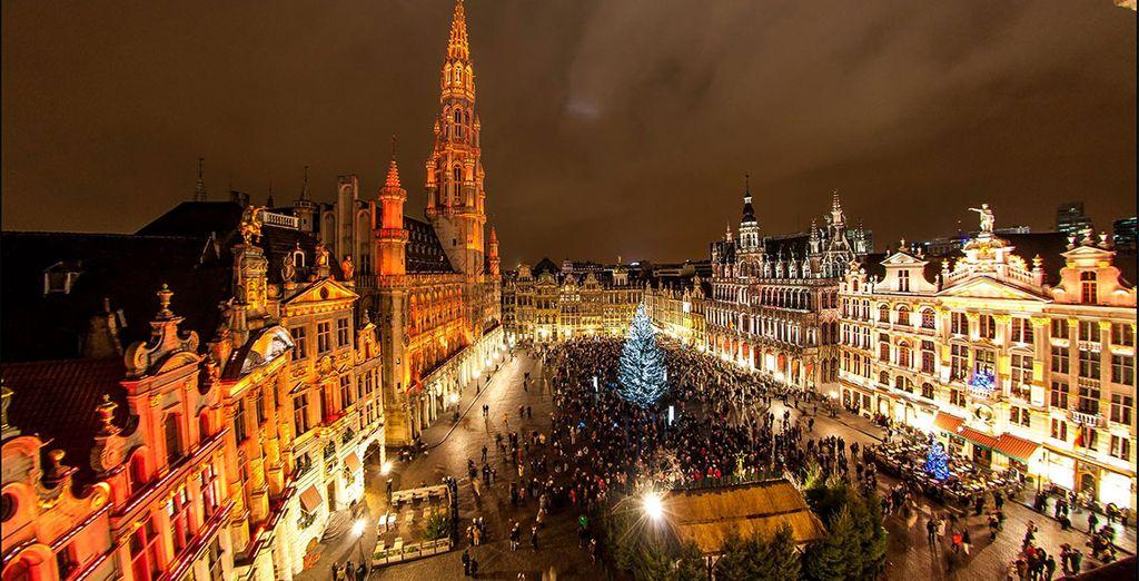 Visit them magical Christmas markets in November & December