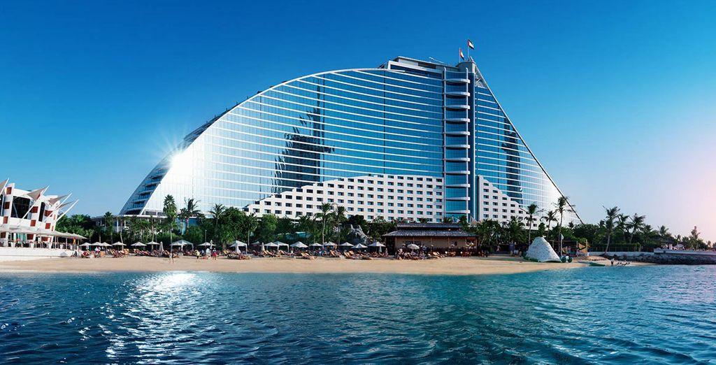 At the 5* Jumeirah Beach Hotel - Jumeirah Beach Hotel***** Dubai - UAE Dubai
