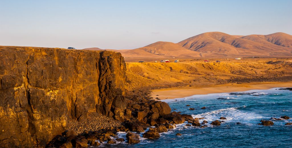 Go hiking in Fuerteventura