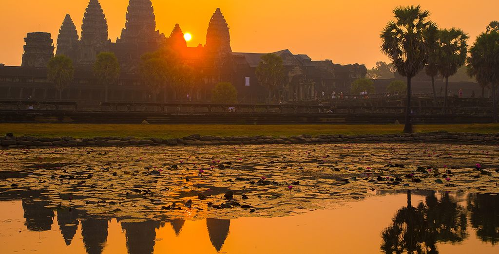 Discover the beauty of Indochina - Misty Temples & Pristine Beaches 5* Ho Chi Minh City