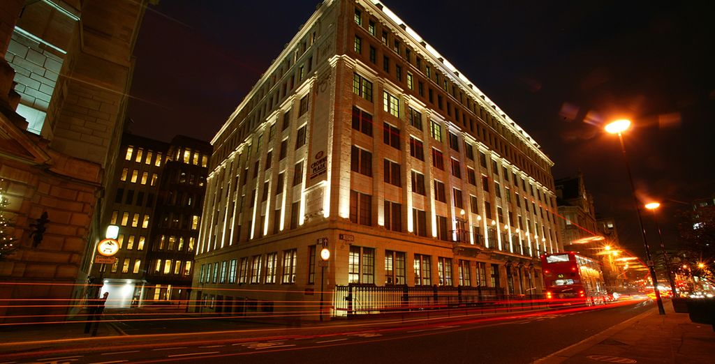 Presenting... Crowne Plaza London - The City 4*