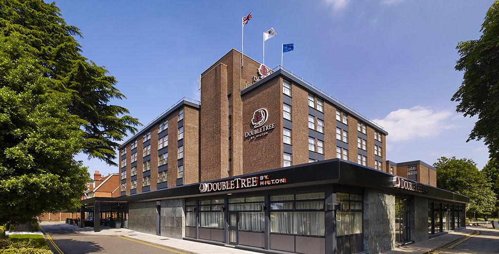 This offer also includes a 2 night stay at the DoubleTree by Hilton Ealing