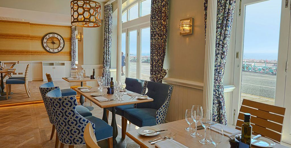 Harbour Hotel Brighton 4* - Hotel with a view in Brighton