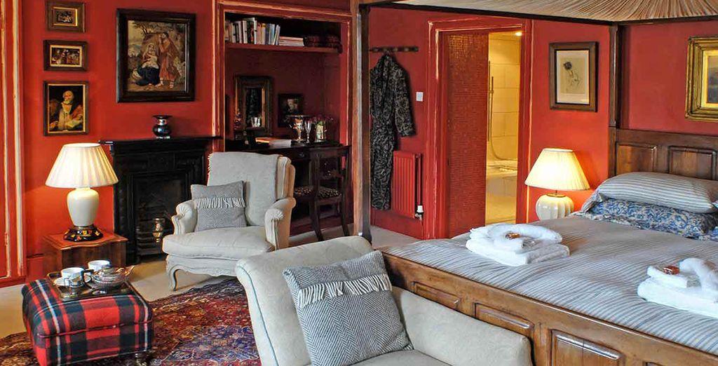 Or the fabulous Princes Suite