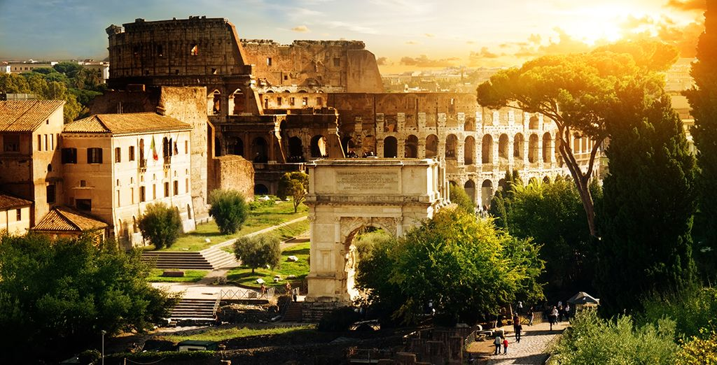 Romance in the Eternal City - Hotel Stendhal 4* Rome
