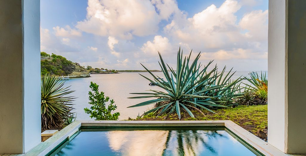 Welcome to Le Cap Est Lagoon Resort & Spa...