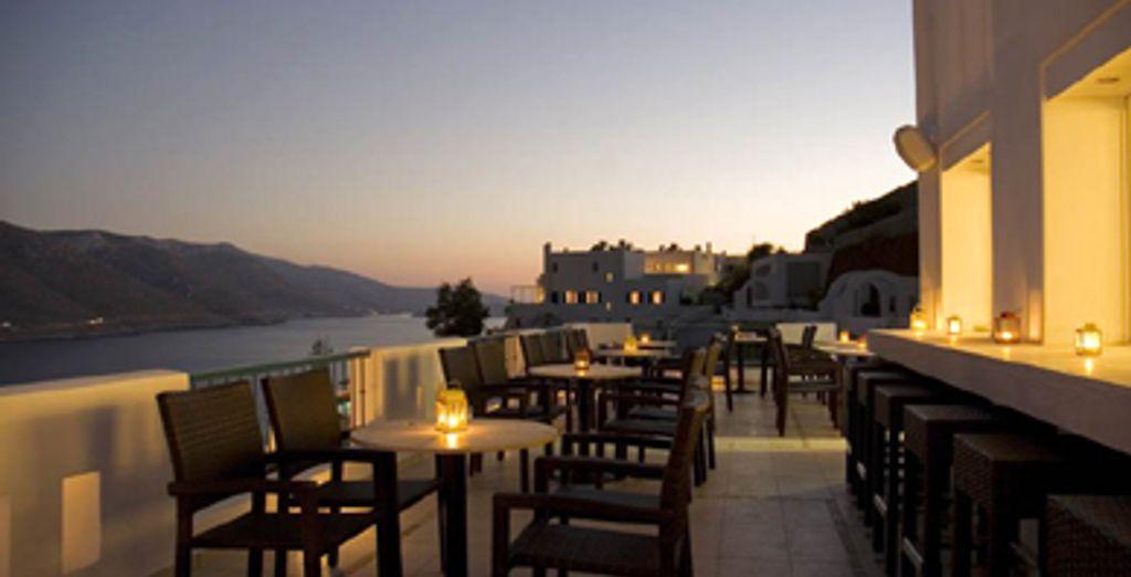 - Aegialis Hotel & Spa**** - Amorgos Island - Greece Amorgos Island