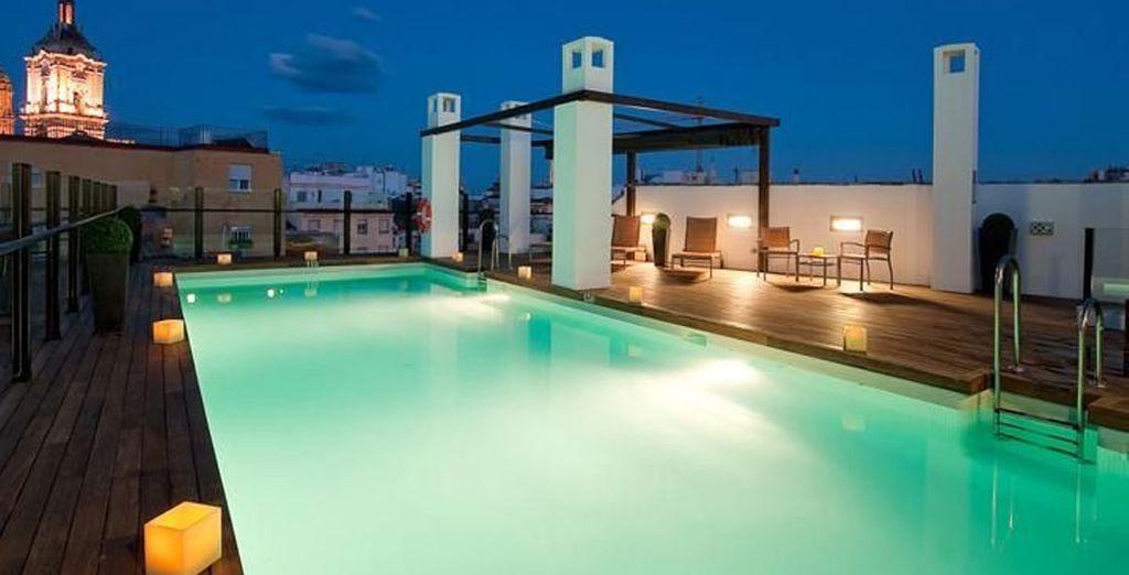 Enjoy a fantastic stay at this excellent hotel - Vincci Posada del Patio***** - Malaga - Spain Malaga