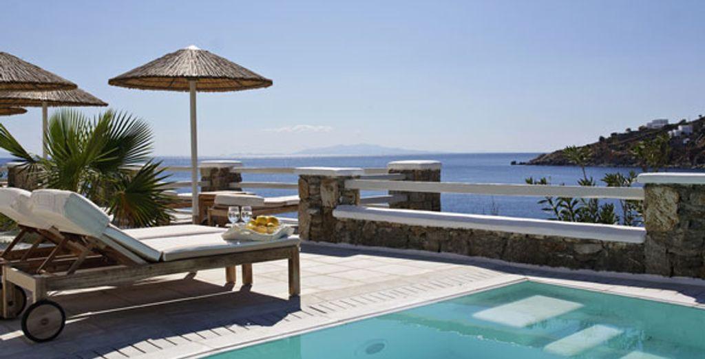 - Nissaki Hotel**** - Mykonos - Greece Mykonos