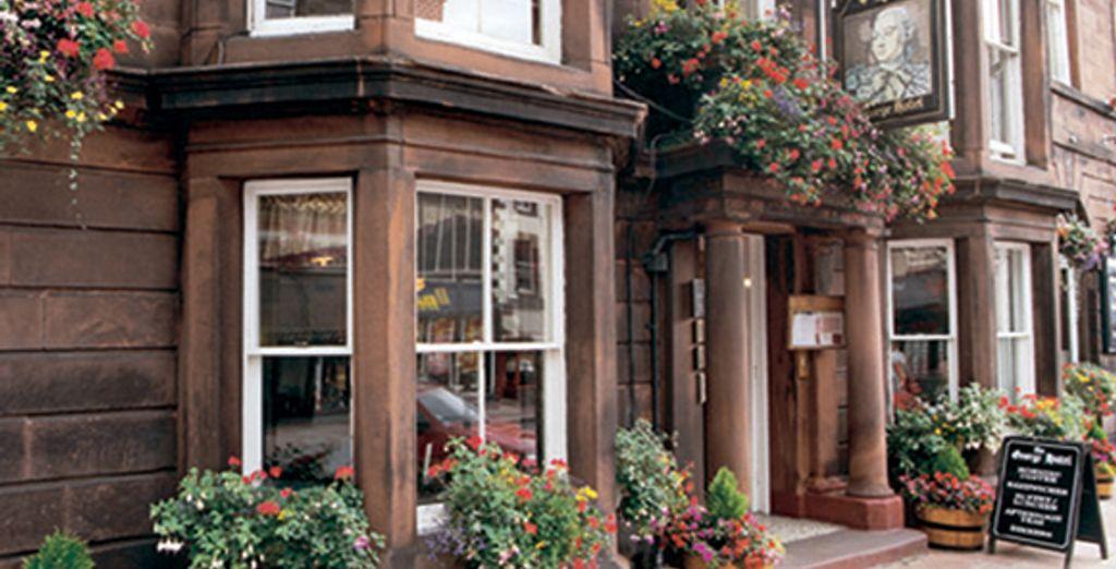 - The George Hotel**** - Penrith - United Kingdom Penrith