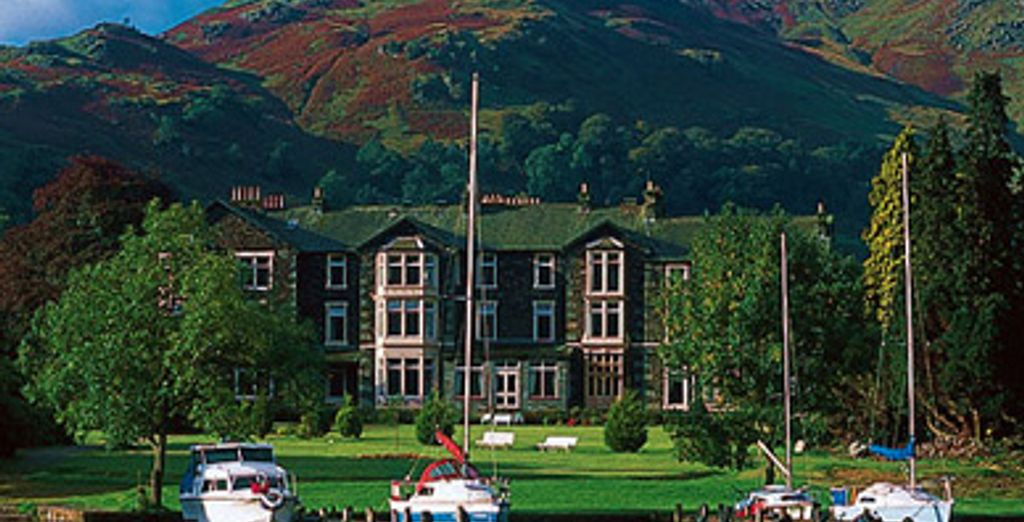 - The Inn on the Lake*** - Ullswater, Lake District - England Lake District