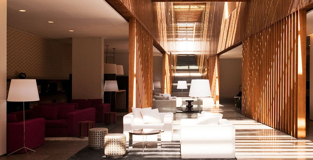 Discover a chic city centre hotel  - Inspira Santa Marta Hotel 4* Lisbon