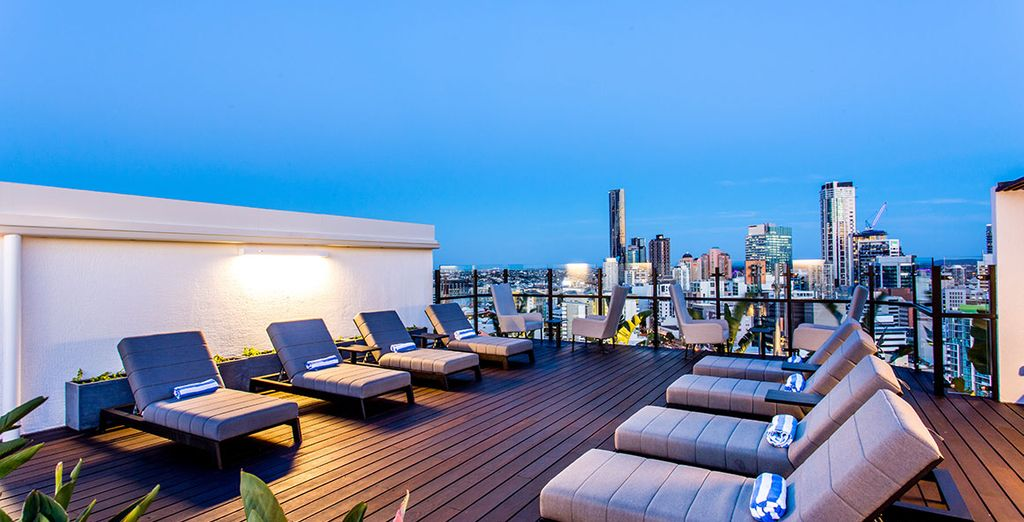 Parkroyal Darling Harbour 4* - book now with Voyage Privé