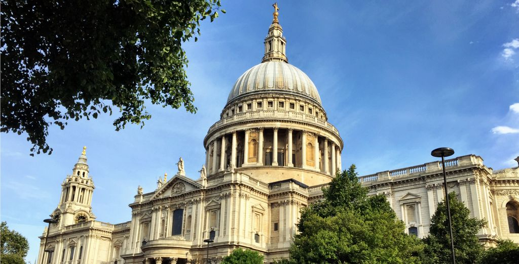 Stay anywhere in London and you're never too far from its amazing landmarks