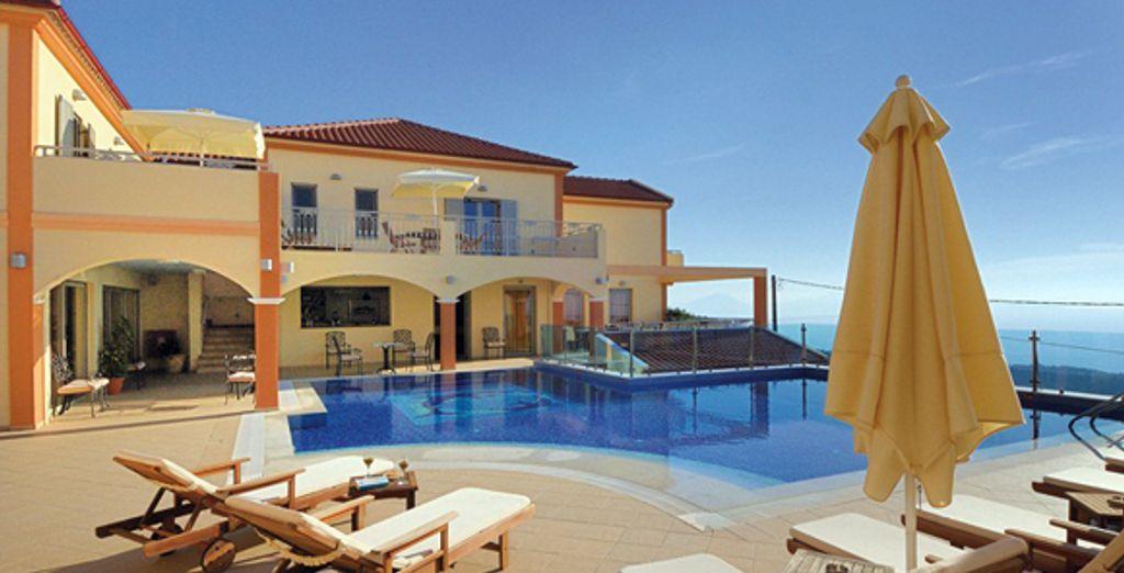 - Erissos Pavilion Hotel - Kefalonia - Greece Kefalonia