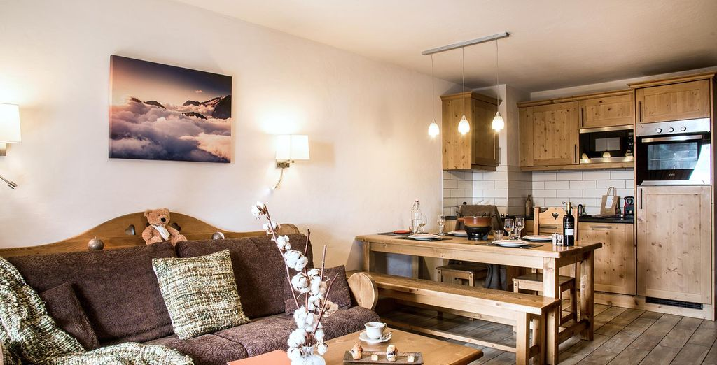 Residence Les Grandes Alpes 4* - ski in january