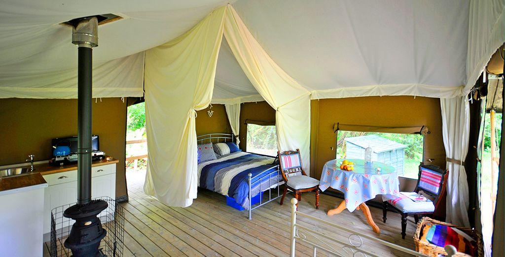 Willow Safari Tent