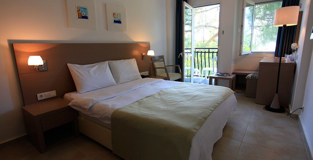 Where our members can enjoy a 7 night stay