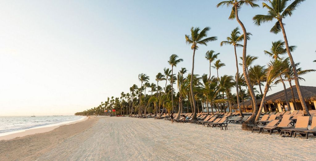 Before making your way to the gorgeous sands of Punta Cana