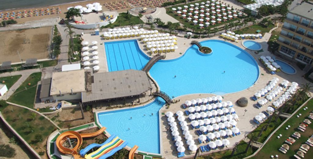 - Acapulco Resort & Spa***** - Kyrenia - North Cyprus Kyrenia