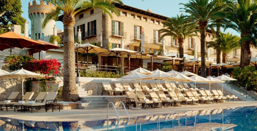 - Castillo Hotel Son Vida****** - Mallorca - Spain Mallorca