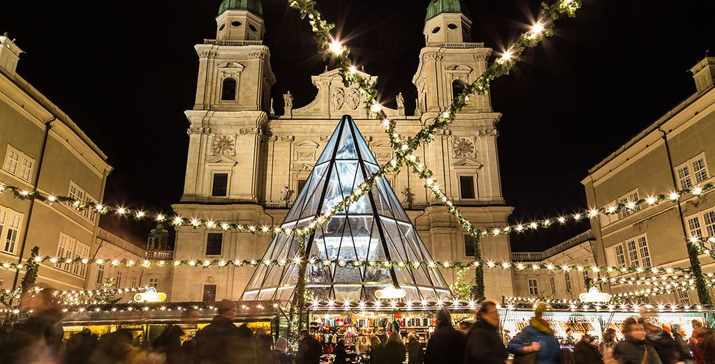 Don't miss out on a festive market!