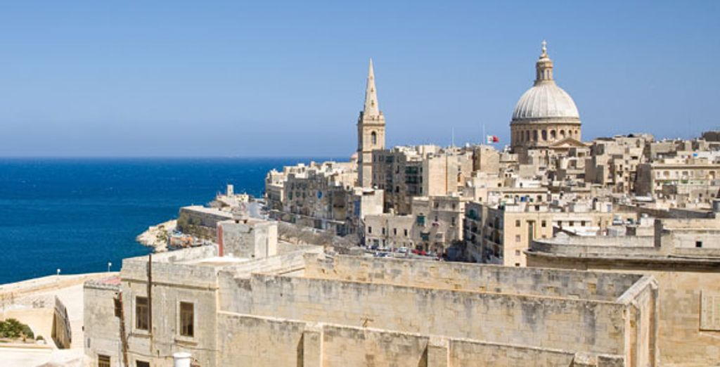 - The Victoria Hotel***** - Sliema - Malta Sliema