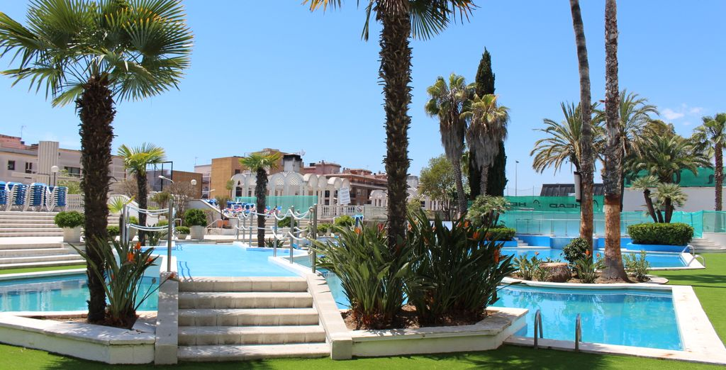Hotel Selvamar - all inclusive hotel in lloret de mar