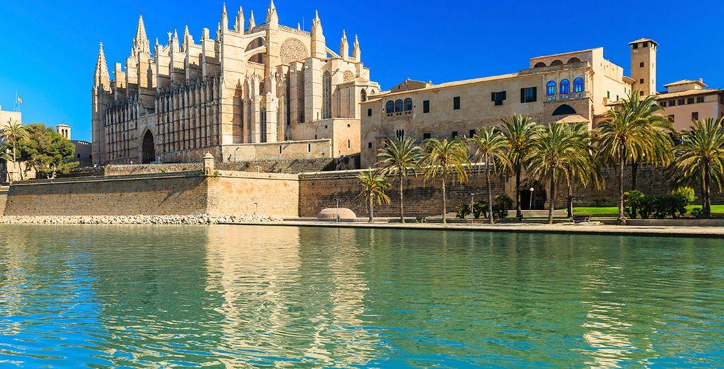 And Palma de Mallorca