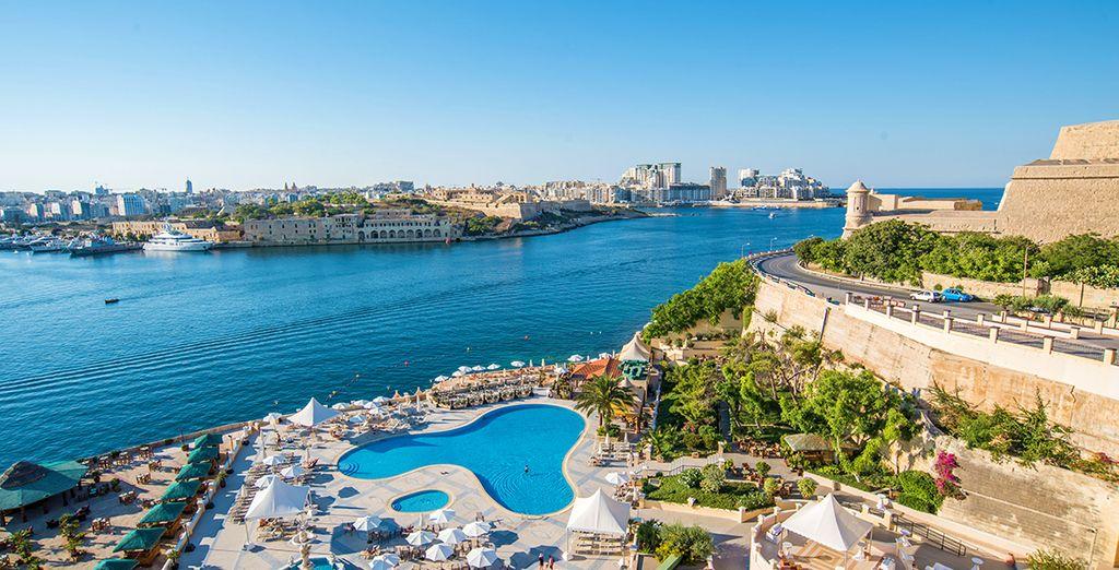 Grand Hotel Excelsior Valletta