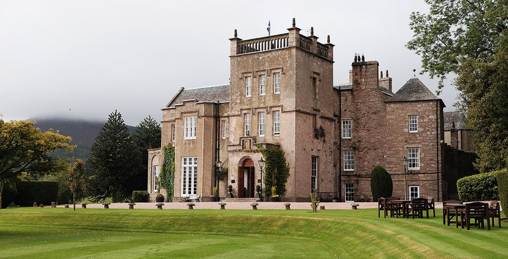 Macdonald Pittodrie House 4*