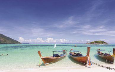 Tour durch Nordthailand + Strandaufenthalt