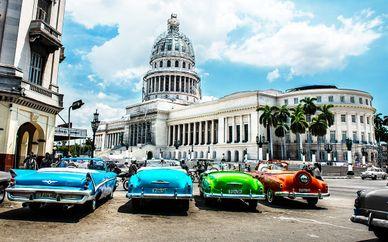 Nacional de Cuba 4* & Iberostar Ensenachos 5*