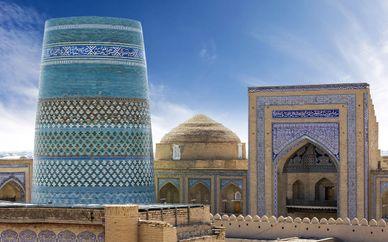Uzbekistán Esencial