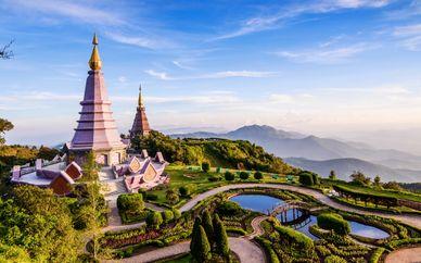 Colores y Playas de Tailandia