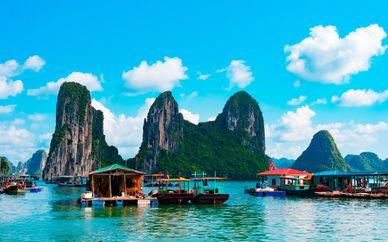 Esenciales de Vietnam y playa