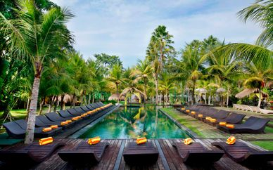 The Mansion Ubud 5*, Mahagiri Resort 4* y Movenpick Jimbaran 5*