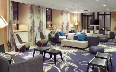 Hilton Brussels City 4*