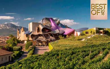 Marqués de Riscal 5*, A Luxury Collection