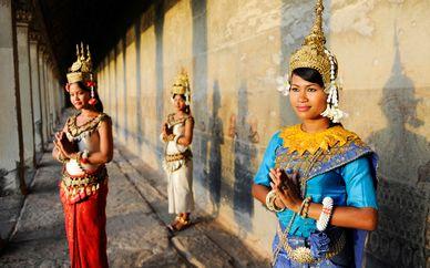 Camboya y Vietnam en libertad