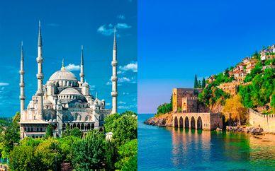 Estambul y Playas de Anatolia