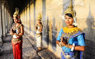 Camboya en libertad con extensión opcional a Laos