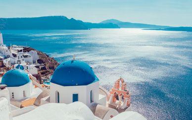 Combiné Cyclades : Mykonos, Paros et Santorin