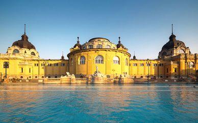 Hôtel Mamaison Andrassy 4* et bains thermaux Széchenyi