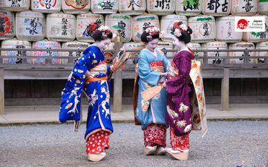 Escapade Japonaise de Kyoto à Tokyo - 10 jours/7 nuits