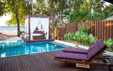 The H Resort Beau Vallon Beach 5* et séjour possible à Dubaï avec Emirates