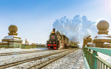 Le Transsibérien de Moscou à Pékin en 14 nuits / 15 jours