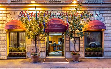 Hôtel Morgana 4*