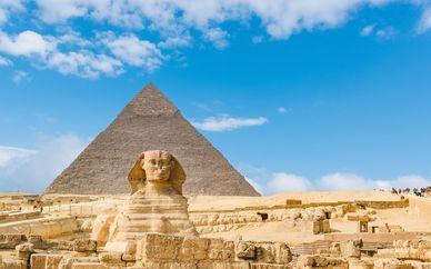 Croisière Ramsès II, les Pyramides du Caire et Alexandrie en 5*