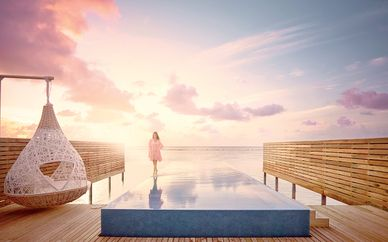 Hôtel LUX* South Ari Atoll 5*